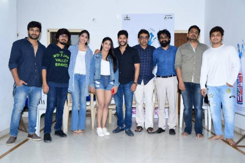 Hushaaru Movie Press Meet Photos