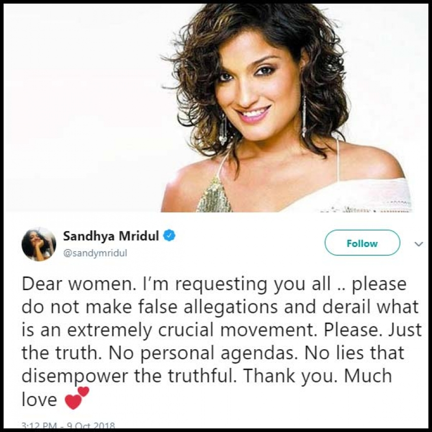 Indian Celebs Who Have Spoken About MeToo Photos