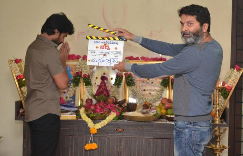 Jersey Movie Pooja Photos