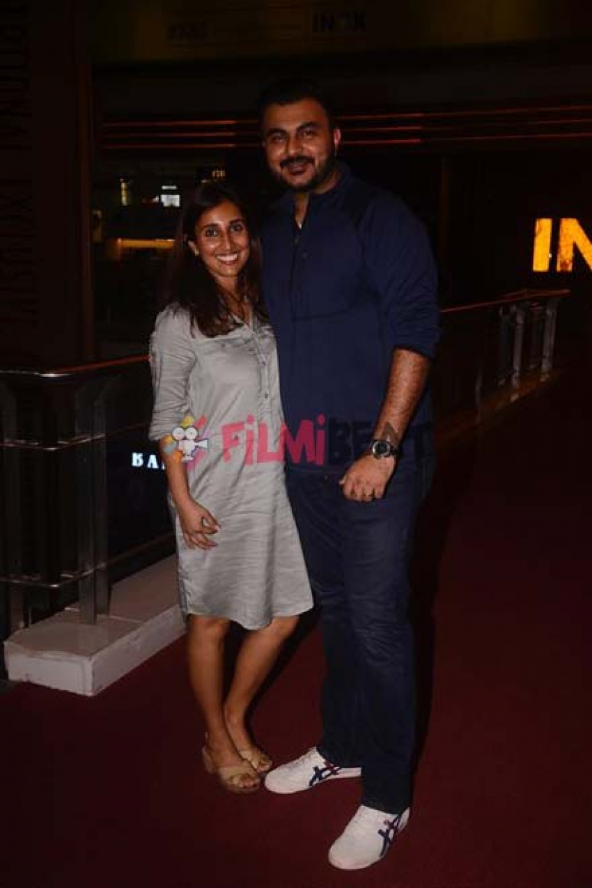 Loveyatri Movie Special Screening Photos