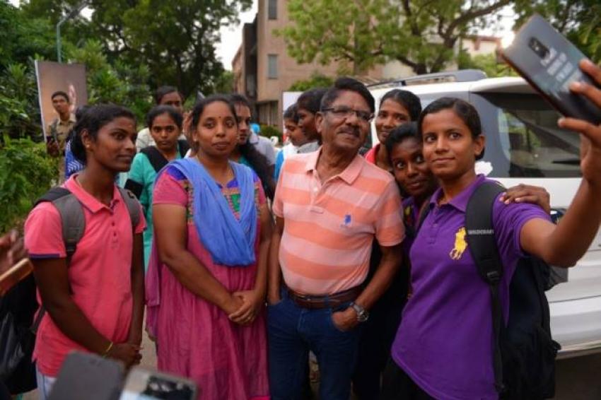 Miga Miga Avasaram Movie Press Meet Photos