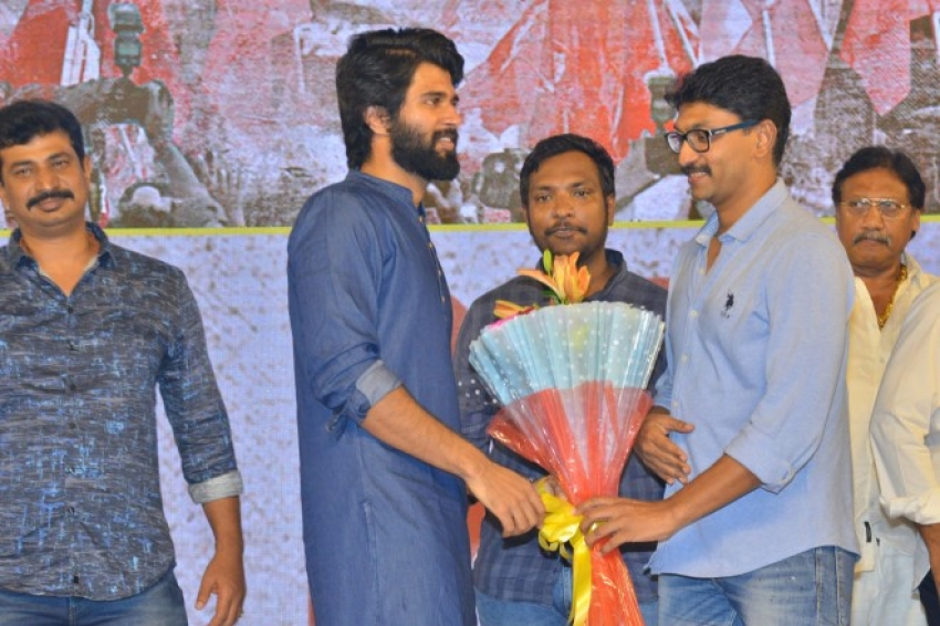 Nota Public Meet Function Photos