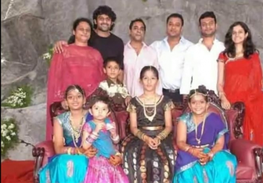 Prabhas Birthday Special Unseen Photos