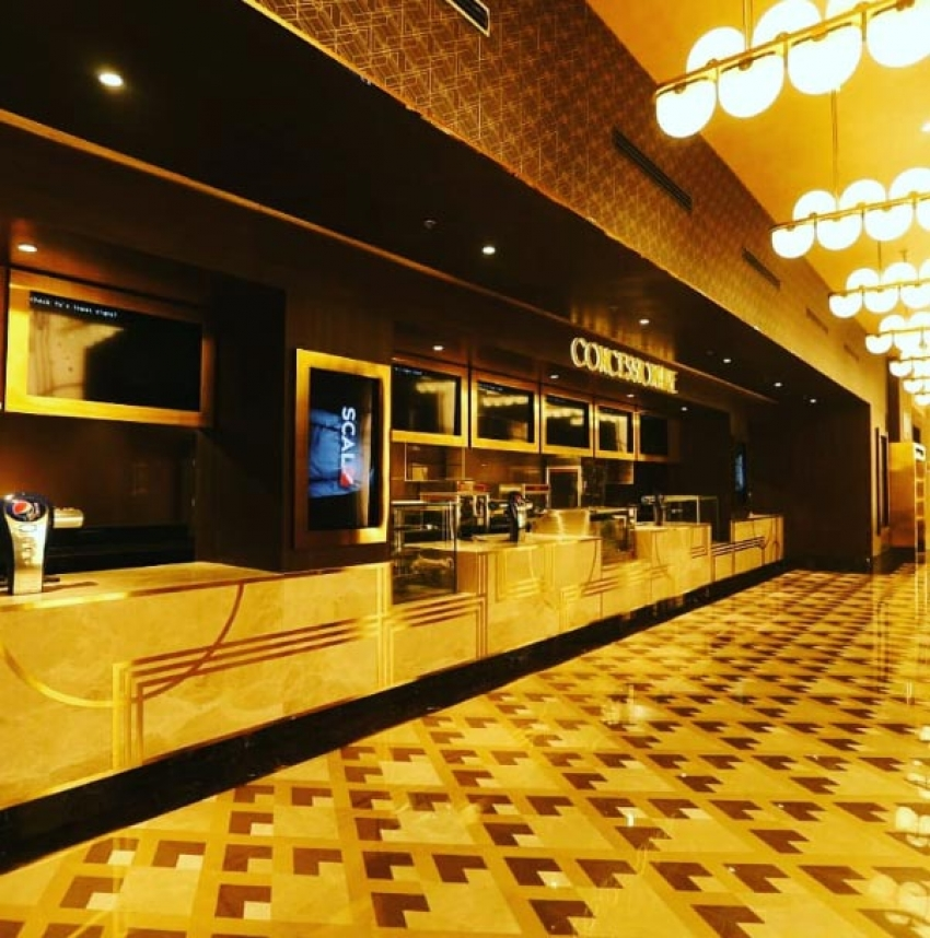 PVRCinemas Open Their Biggest Multiplex AT VR Mall In Chennai Photos