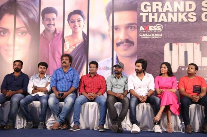Ratchasan Success Meet Photos