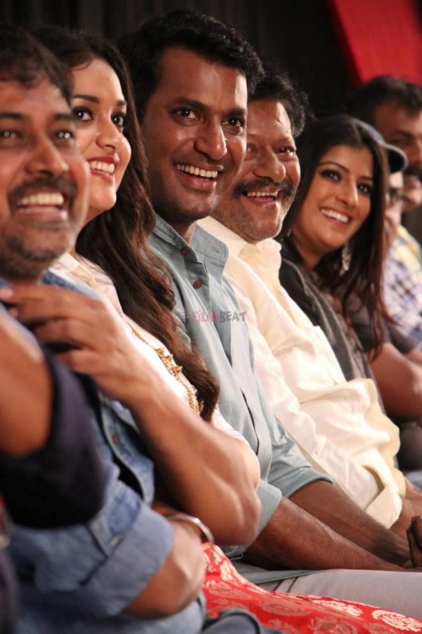 Sandakozhi 2 Press Meet Photos