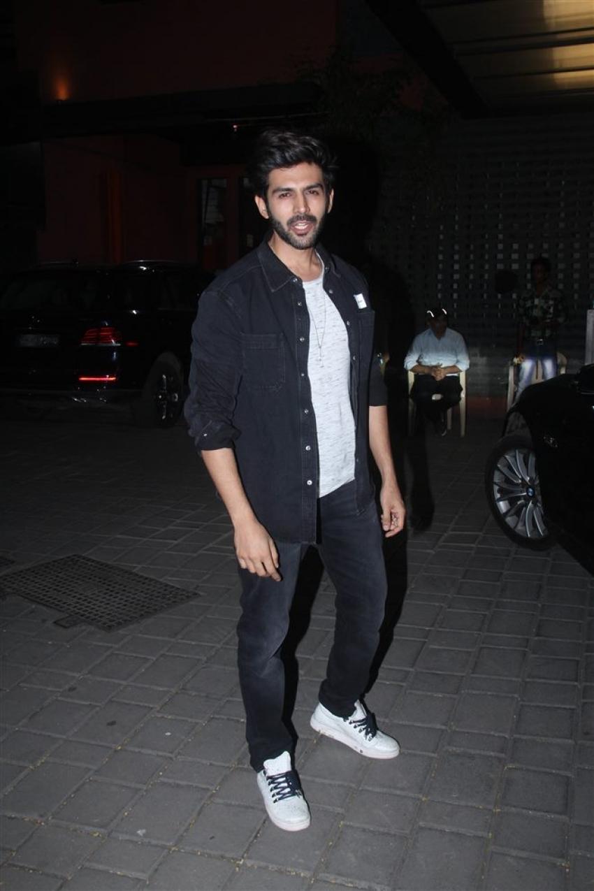 Star-studded Aayush Sharma Birthday Bash 2018 Photos