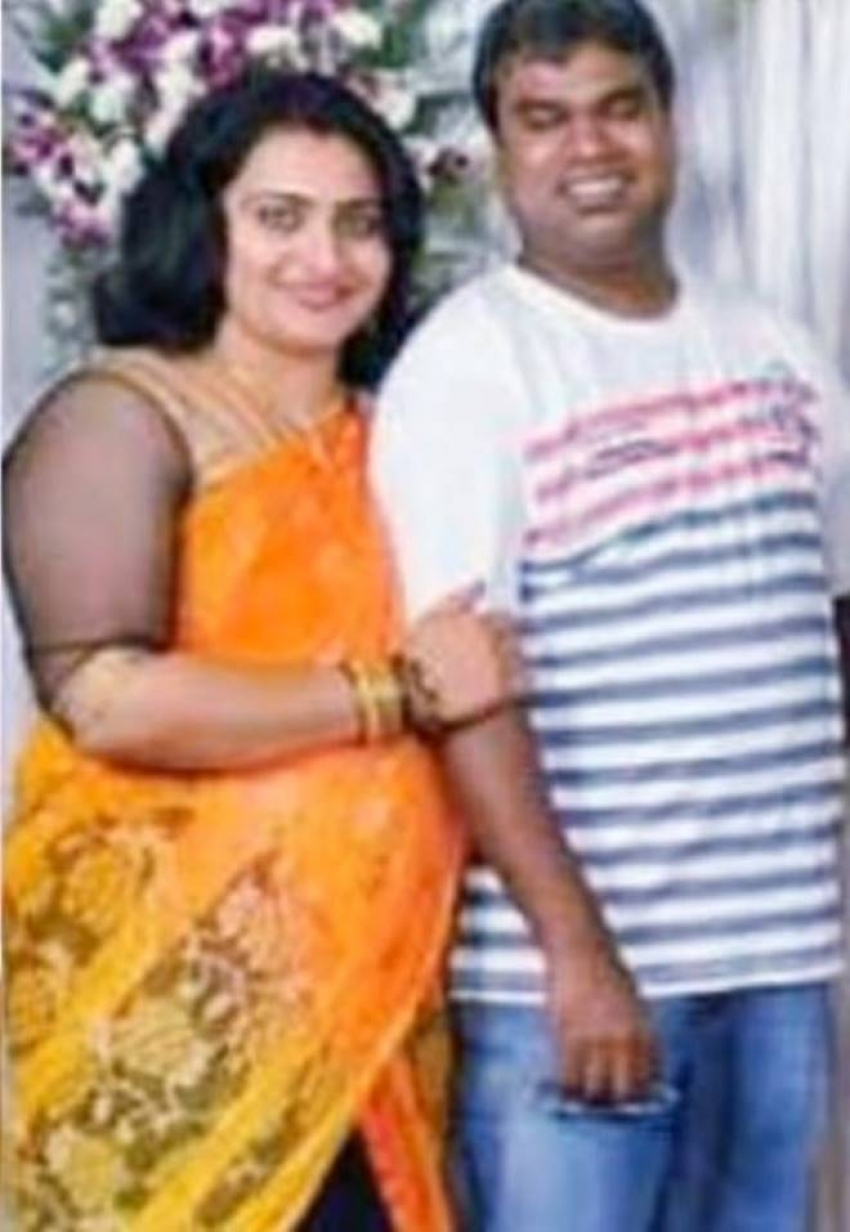 Telugu Tv Serials Actors Real life Wife And Husband Photos