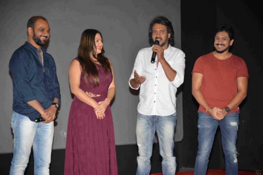 Thayige Takka Maga movie Audio Release Photos
