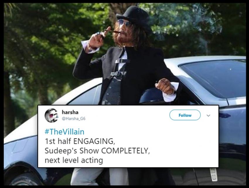 The Villain Movie Twitter Audience Reaction Photos
