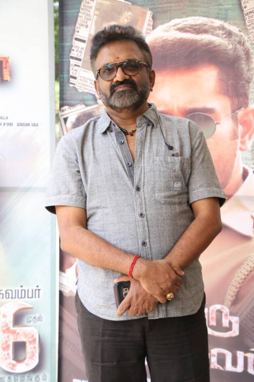 Thimiru Pudichavan Movie Press Meet Photos