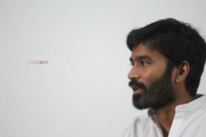 Vada Chennai Movie Press Meet Photos