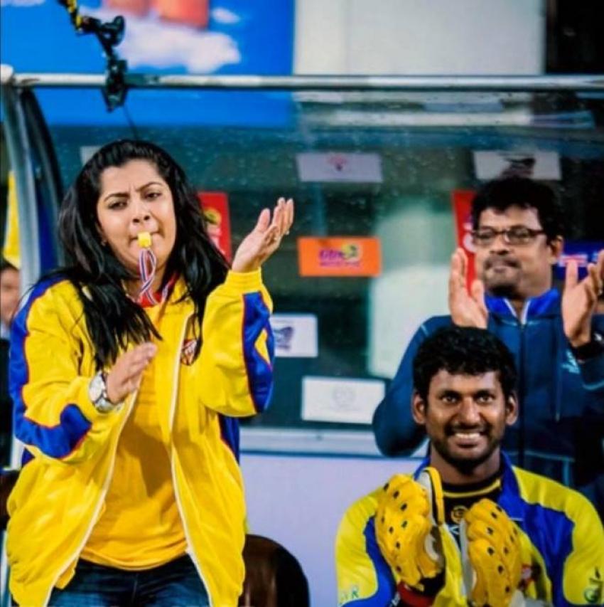 Varalakshmi Sarathkumar Unseen Photos