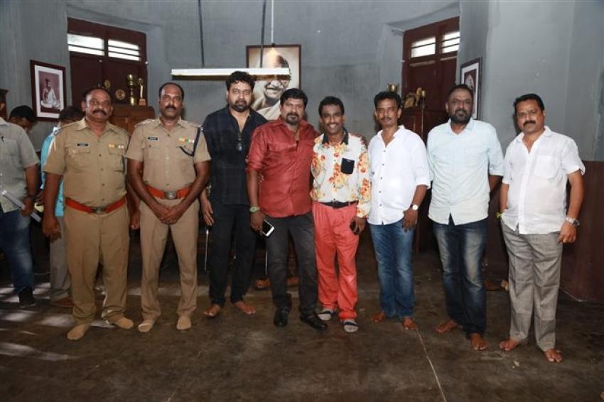 Vetaiyan Movie  Pooja Stills Photos