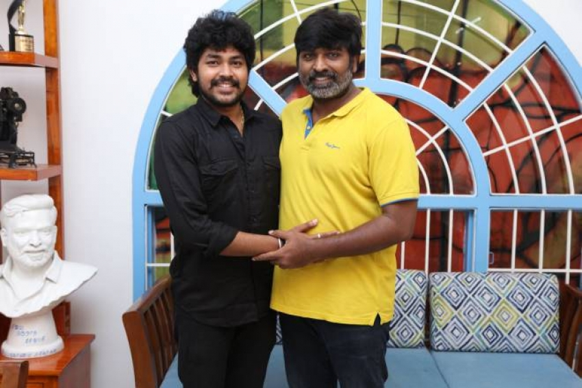 Vijay Sethupathi Released The First Look Poster Of Alti Photos