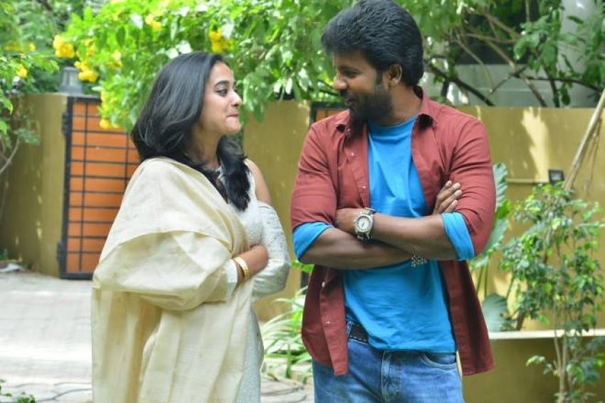 Viswamithra Movie Teaser Launch Photos