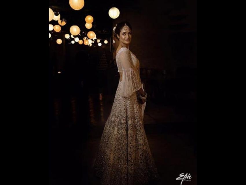Yuvika Chaudhary And Prince Narula Marriage Photos