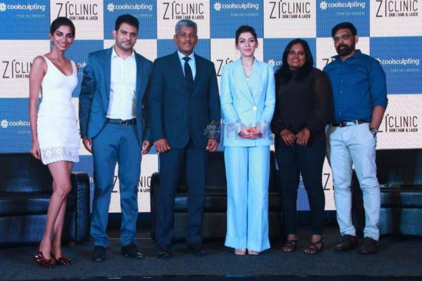 ZI-Clinic Cool Sculpting Inauguration Photos