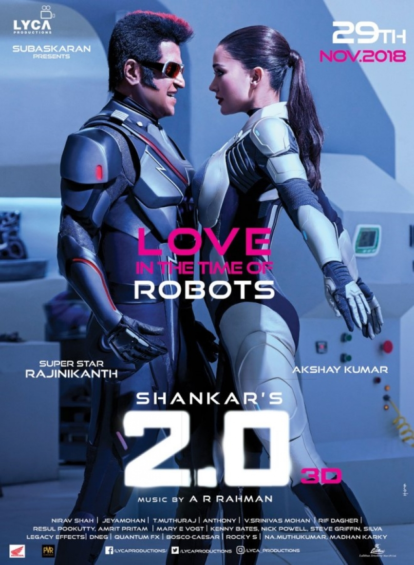 2 0 Photos Hd Images Pictures Stills First Look Posters Of 2 0 Movie Filmibeat