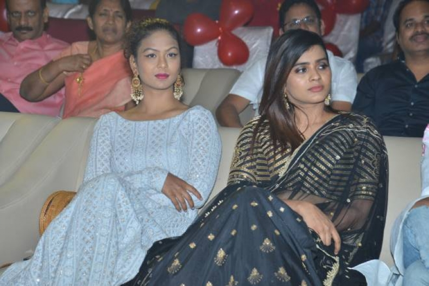 24 Kisses Movie Audio Launch Photos