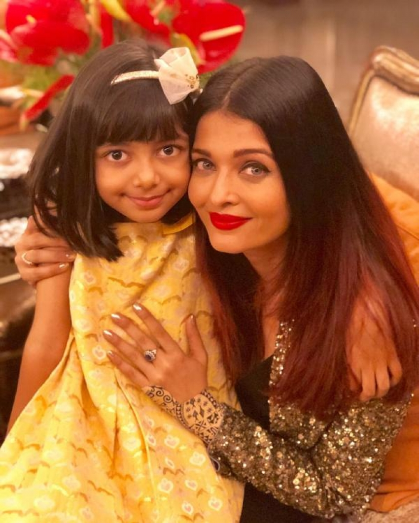 Aaradhya Bachchan Birthday Celebration 2018 Photos