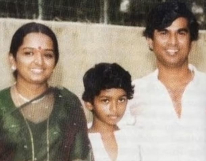 Actor Vijay Family Photos with Wife Sangeetha and their Childrens Photos