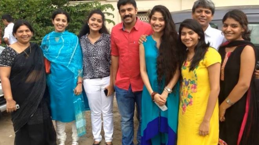 Image result for sai pallavi family photos