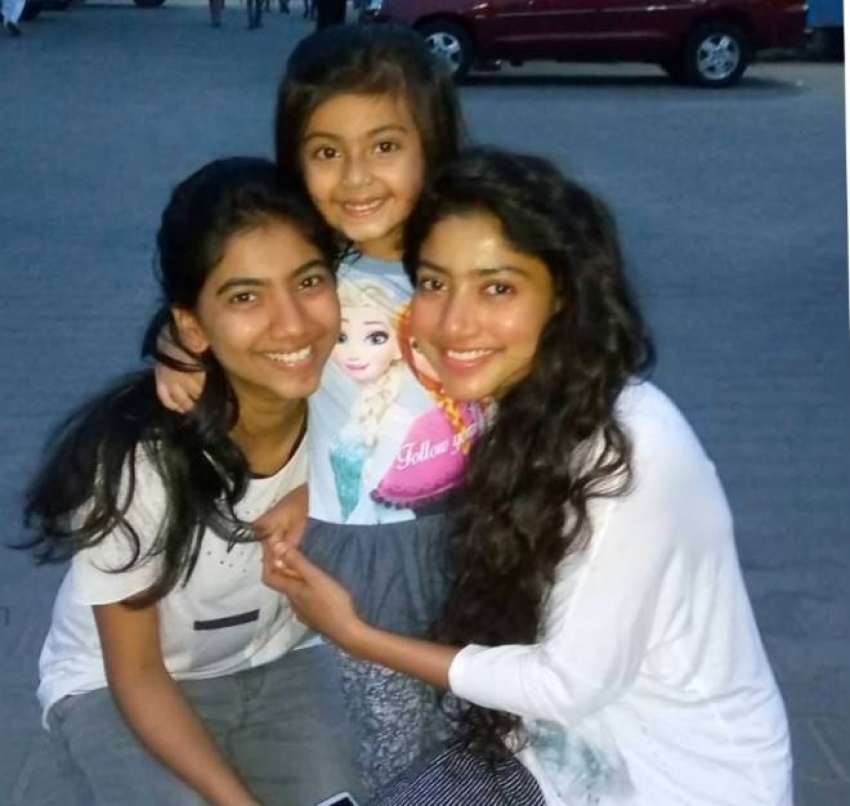 Actress Sai Pallavi Family Photos