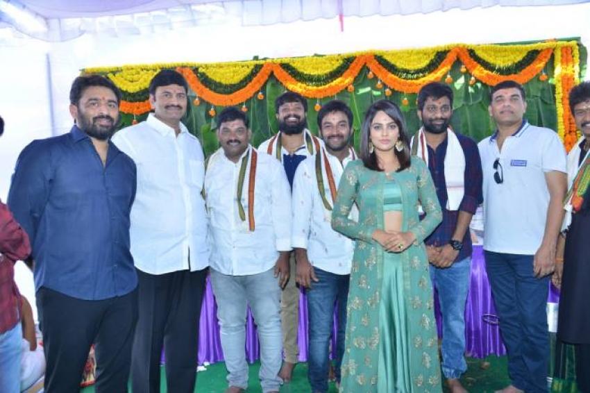 Akshara Movie Opening Photos