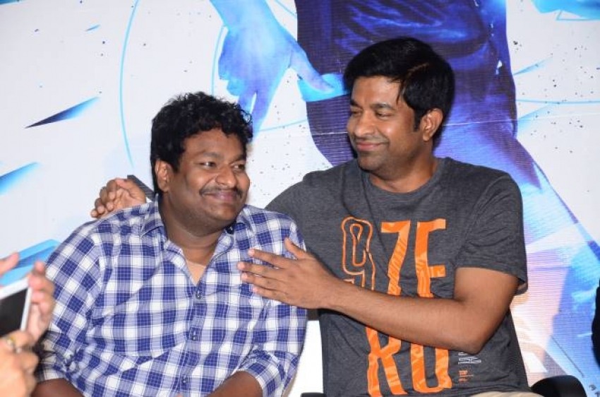 Amar Akbar Antony Movie Comedians Pressmeet Photos