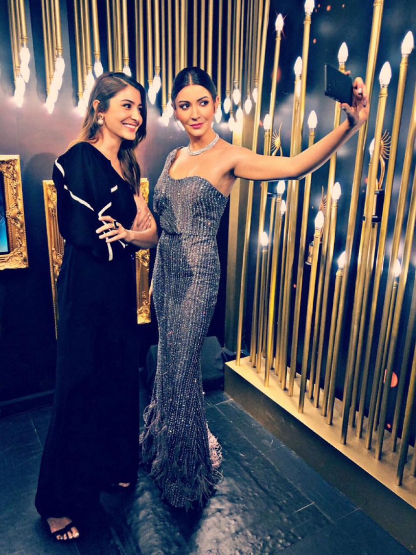 Anushka Sharma Unveils Her Wax Statue At Madame Tussauds Photos