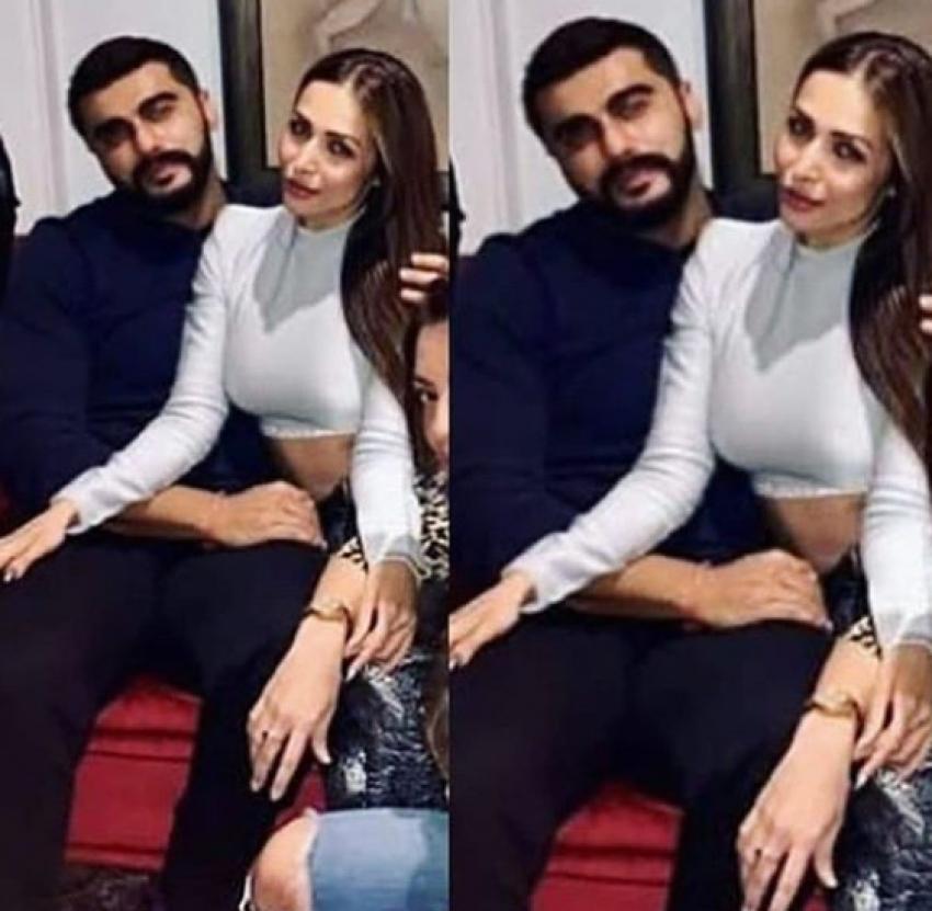 Arjun Kapoor & Malaika Arora party with Kareena Kapoor Khan Photos