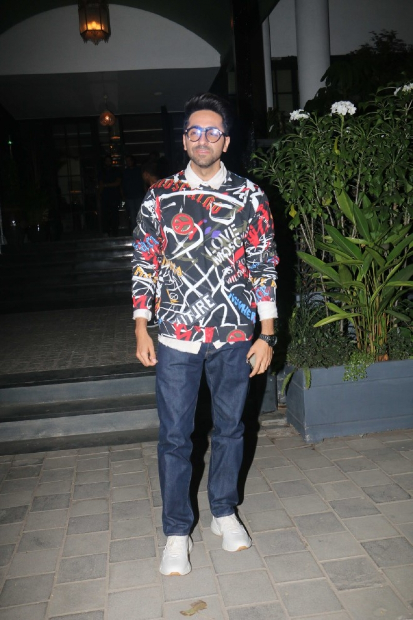 Ayushmann Khurrana Photos