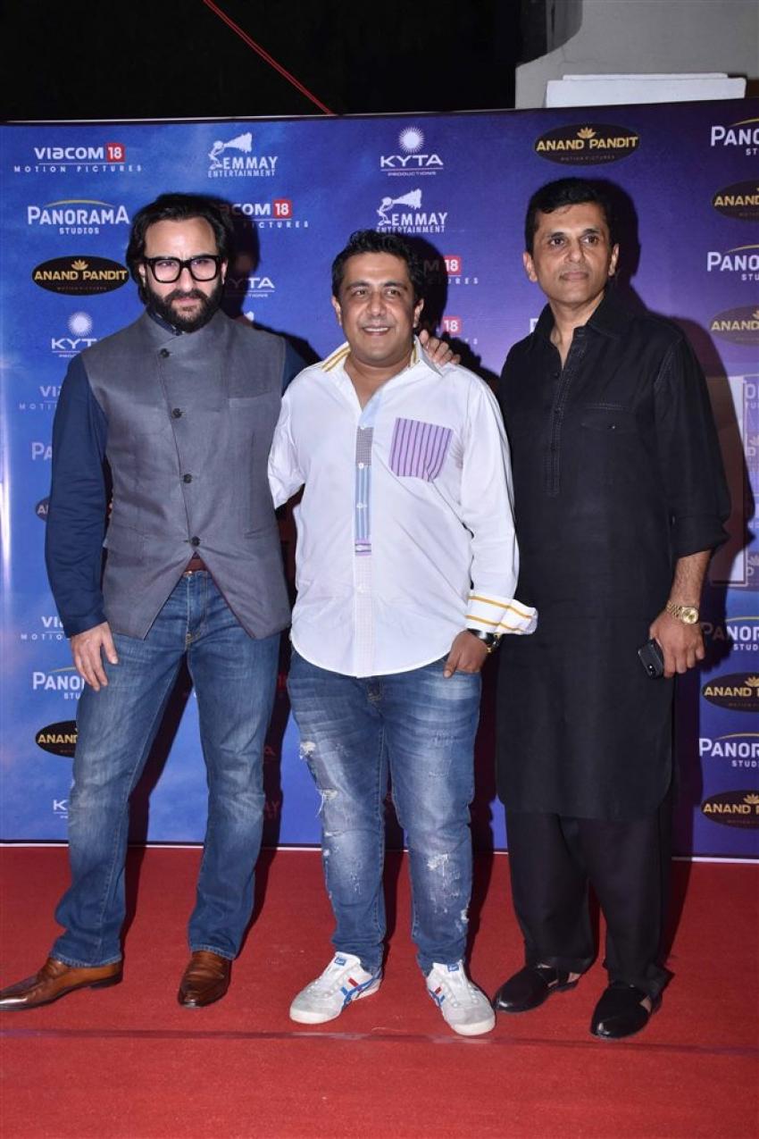 Bazaar Movie Success Party Photos