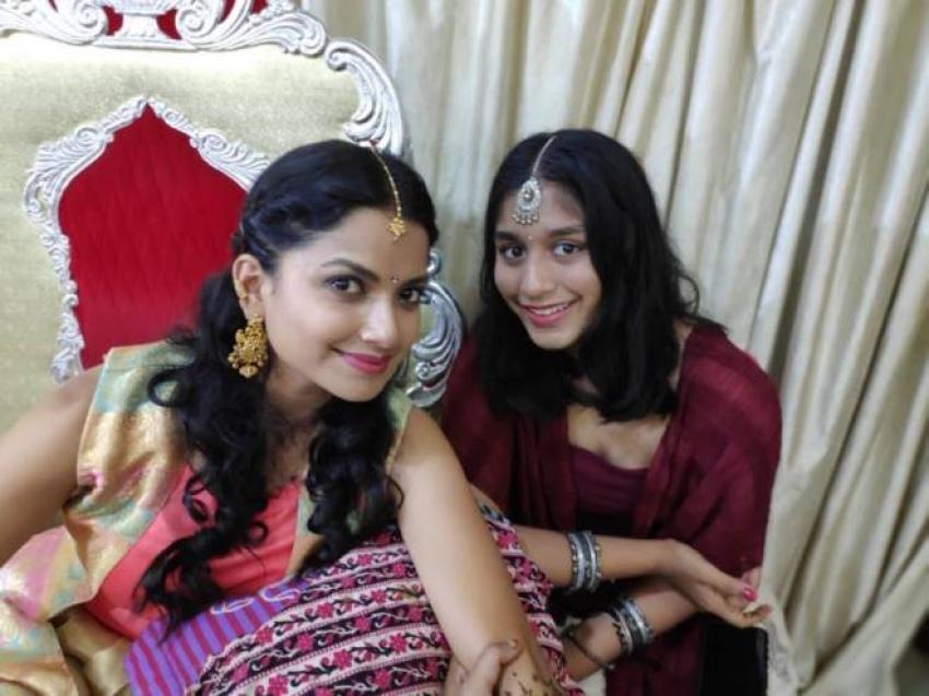 Bigg Boss 6 Contestant Sneha Acharya And Ryan Marriage Photos