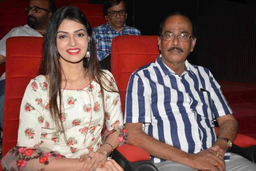 Chanaksha Movie Audio Release Photos