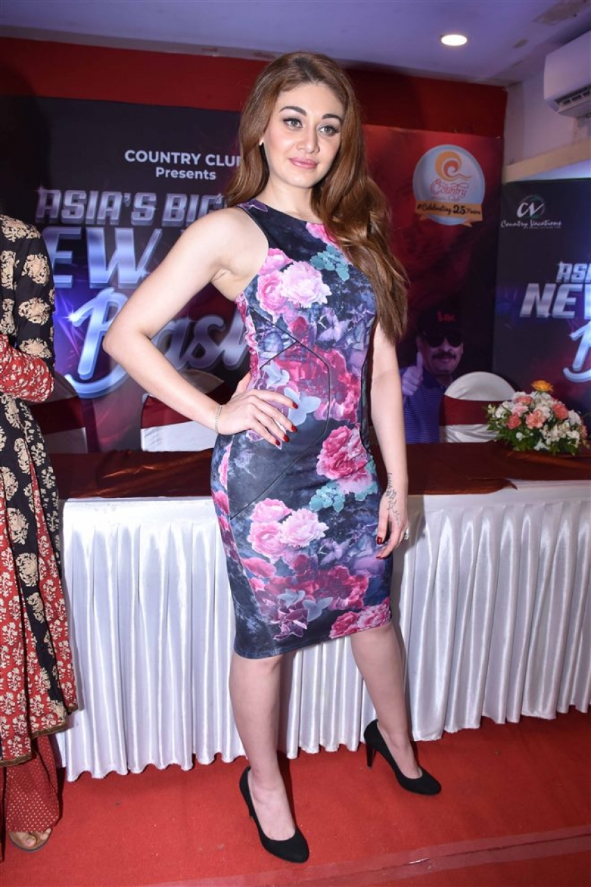 Country Club New Year Bash 2019 Photos