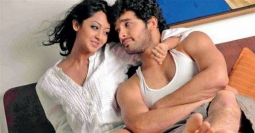 Cute Couples Diganth & Aindrath Aindrita Ray Photos