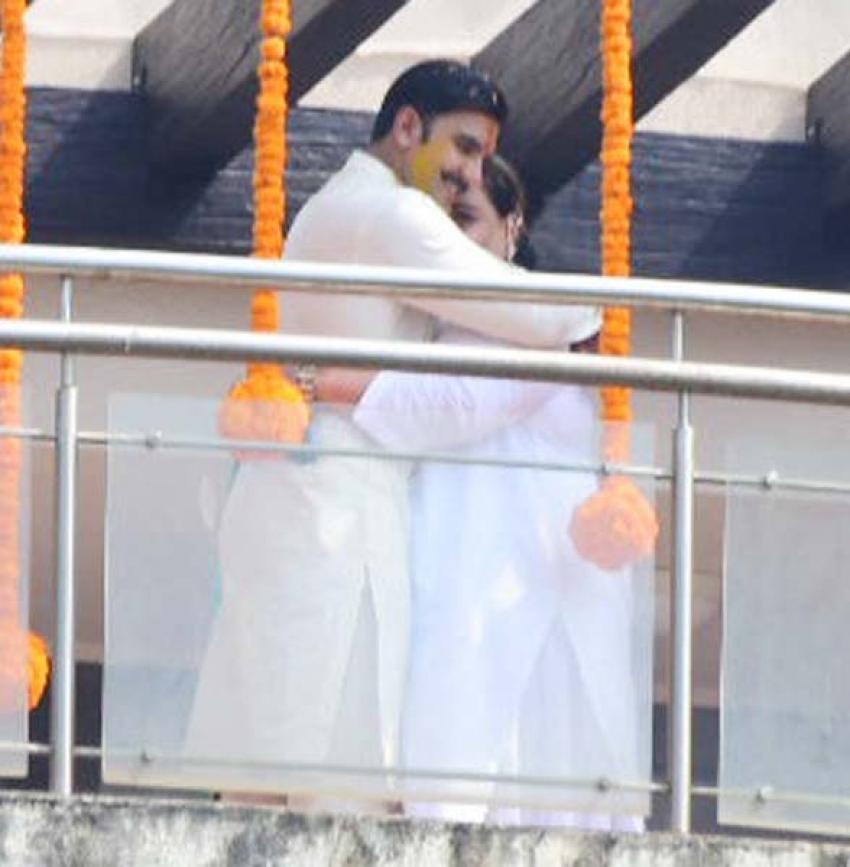 Deepika Padukone & Ranveer Singh Pre Wedding festivities Photos