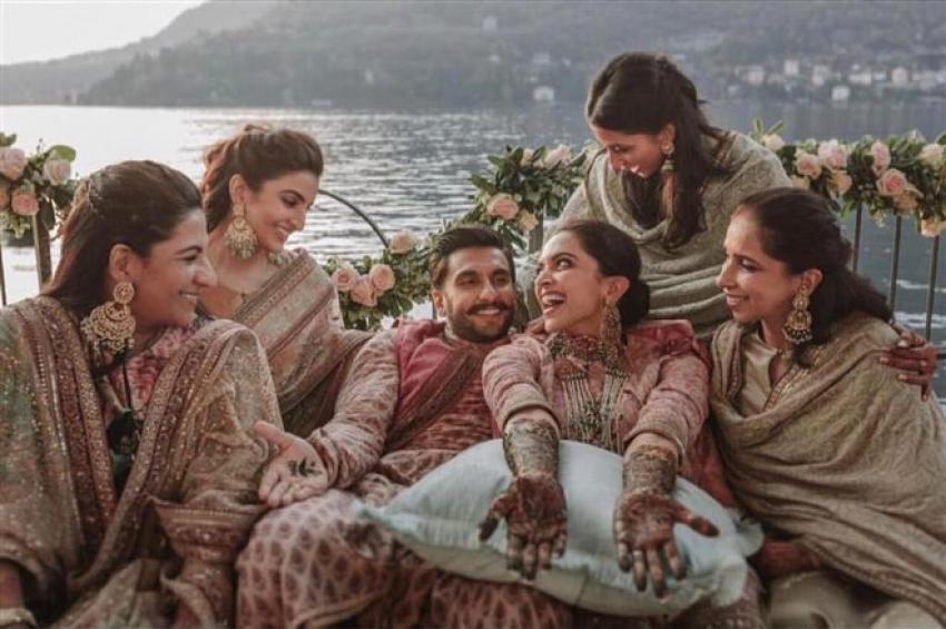 Deepika Padukone And Ranveer Singh Wedding Photos, Deepika ...