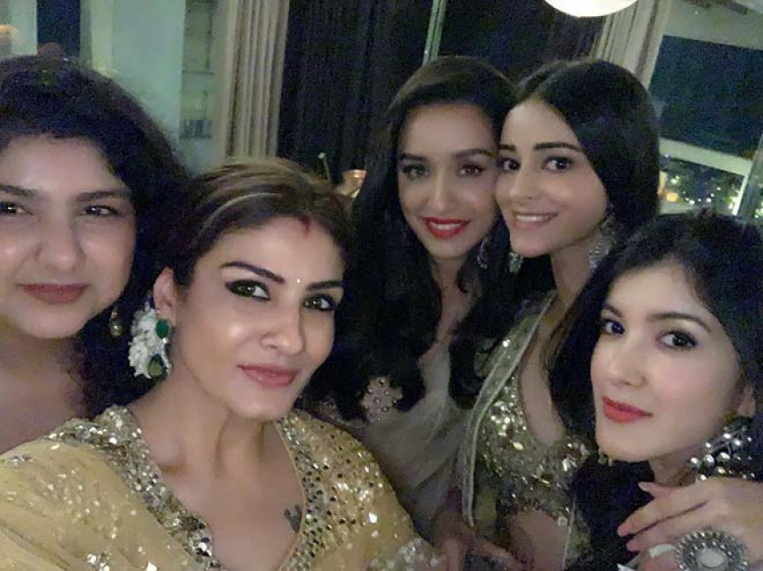 Celebs At Karan Johar Diwali Bash 2018 Photos