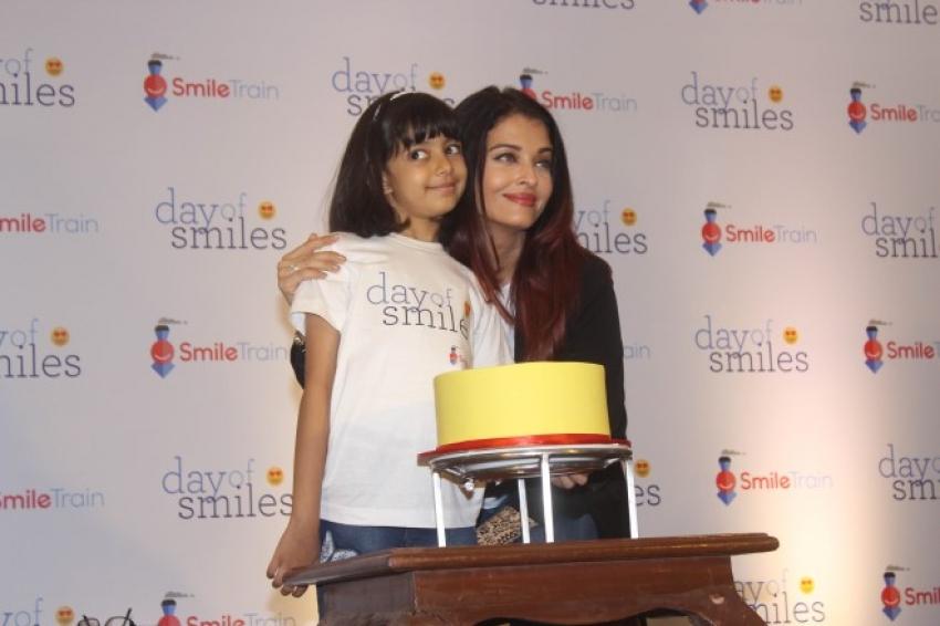 Krishnaraj Rai's birth anniversary, Aishwarya Rai celebrates 'Day of Smiles' with Aaradhya Photos