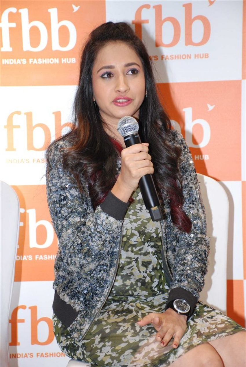 Manvitha Harish Launch  FBB Store In Bangalore Photos
