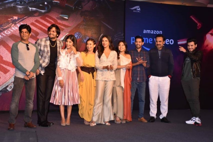 Mirzapur Official Trailer Launch Photos