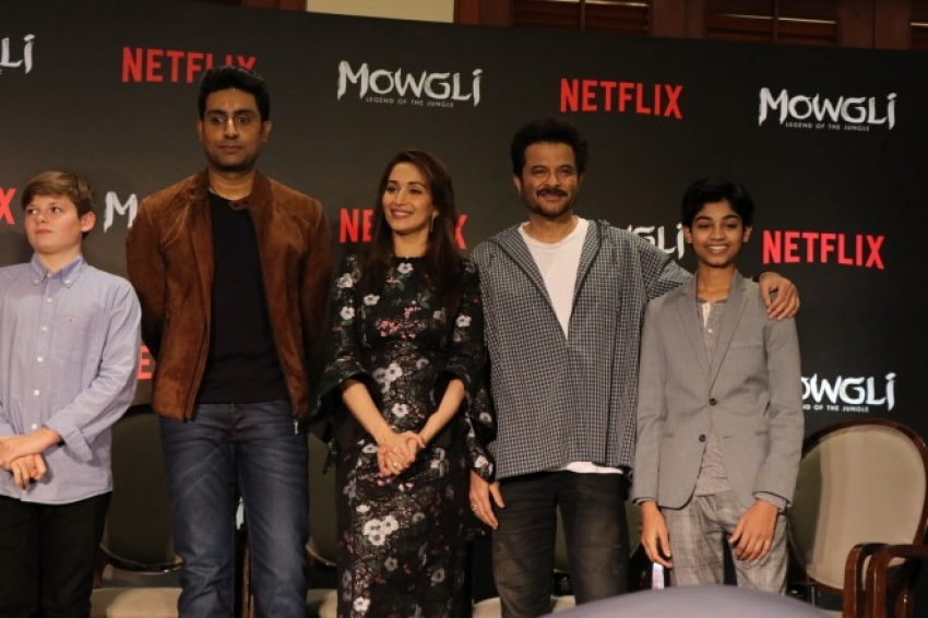 Mowgli Press Conference Photos