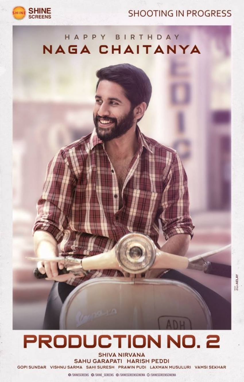 Naga Chaitanya Samantha New movie Photos