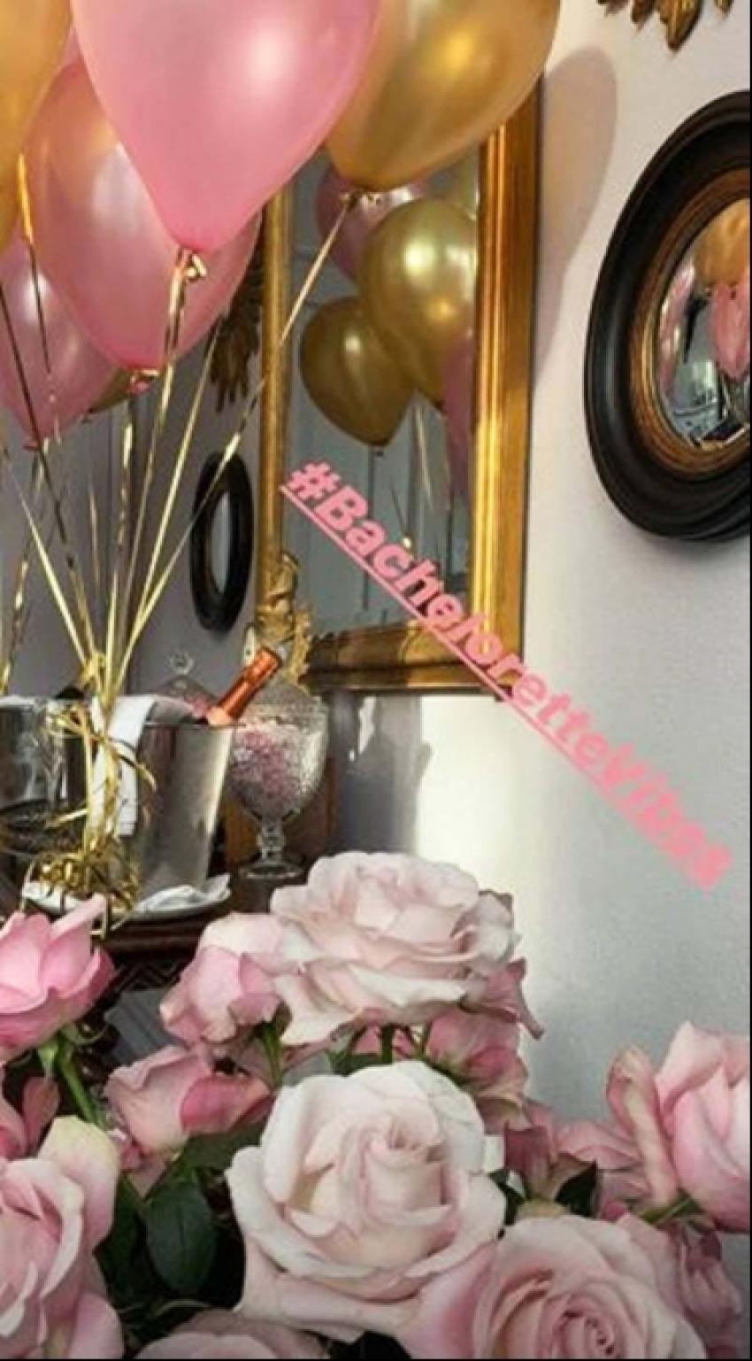 Priyanka Chopra's Fun Bachelorette Party Photos