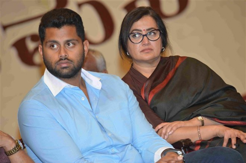 Rebel Star Ambarish Condolence Meet At Ambedkar Bhavan Photos