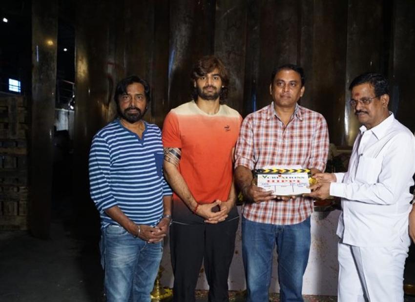 RX 100 Movie Hero Karthikeya New Movie Launch Photos