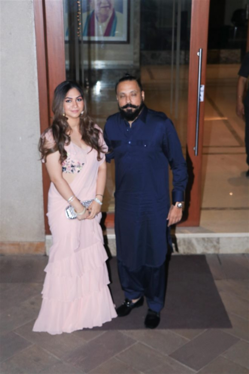 Sanjay Dutt's Diwali Celebration 2018 Photos